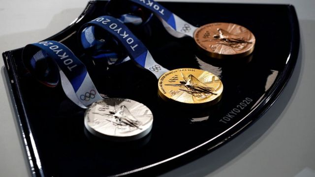 Ecological medals