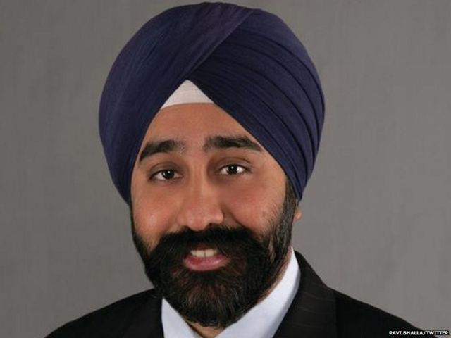 Ravi Bhalla