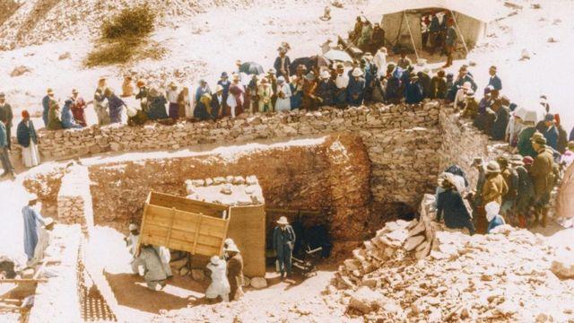 ما سر الهوس العالمي بمقبرة توت عنخ آمون؟