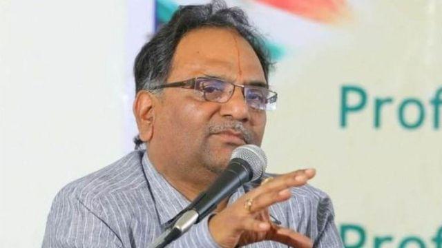 కేంద్ర సమాచార కమిషనర్ మాడభూషి శ్రీధర్