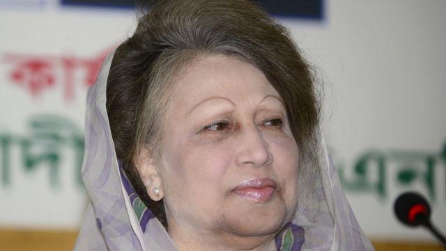 বিএনপি নেত্রী খালেদা জিয়া