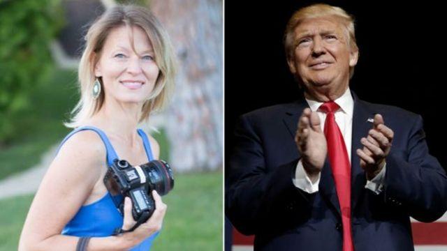 Kristin Anderson, donald Trump america
