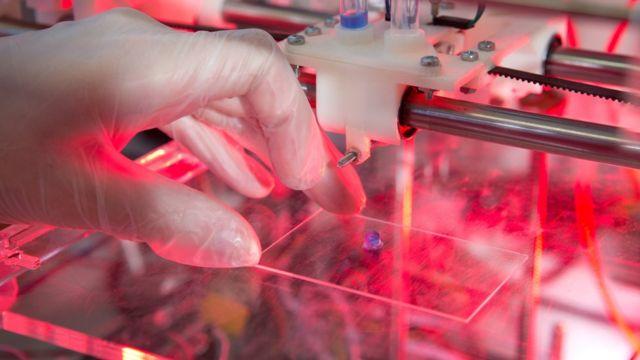 Heriot-Watt researchers print 3D human cells