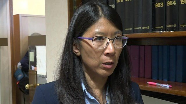 MSF chief Joanne Liu
