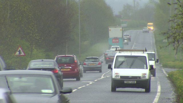 Work would begin on dualling the section between Randalstown and Castledawson this year