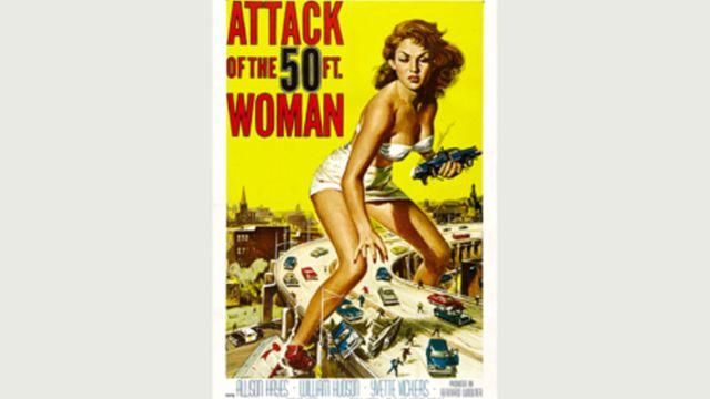 Amerika filminin plakatı