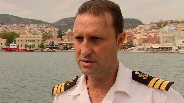 Lt Cdr Antonios Sofiadelis