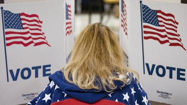 美国大选2020:解读美国总统选举的选举人团制度- BBC News 中文