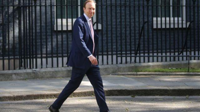 Ông Matt Hancok đã từ chức Bộ trưởng Y tế Anh hôm 26/6