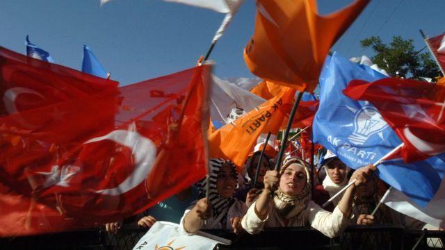 AKP seçimler