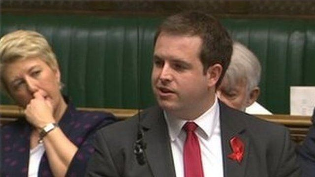 Cardiff South and Penarth MP Stephen Doughty