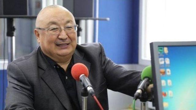 Кыргызстандын алгачкы аскер прокурору Кубатбек Кожоналиев