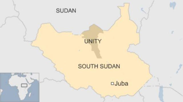 جنوبی سوڈان