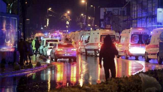 इस्तांबुल हमला