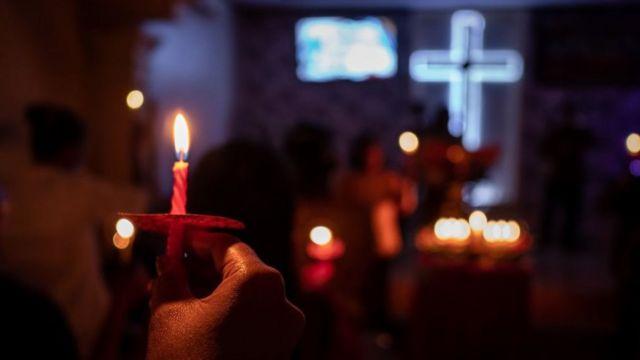 Umat Kristiani di Dharmasraya