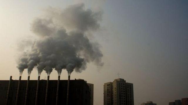 سازمان استفاده از سوختهای فسیلی در کشورهای آسیایی را از منابع اصلی این آلایندگی برشمرده