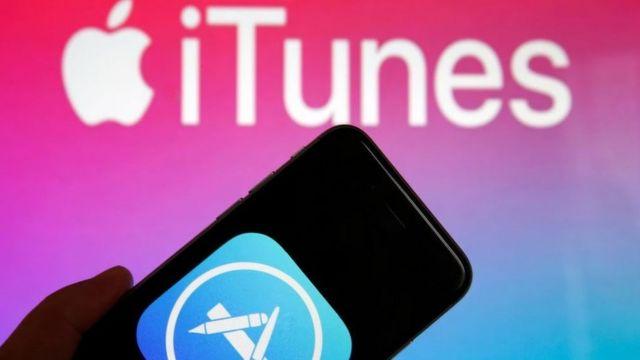 Logo do iTunes