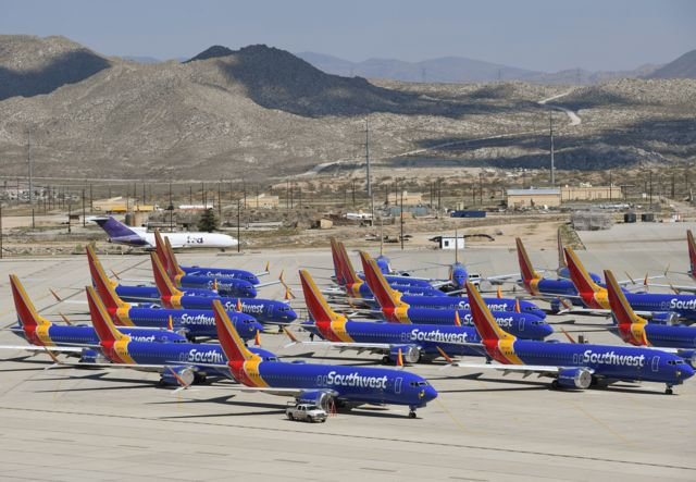 Norwegian and Southwest count cost of Boeing 737 Max grounding