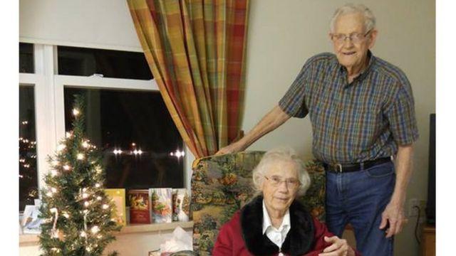 Herbert and Audrey Goodine