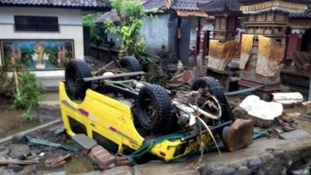 इंडोनेशिया, सुनामी