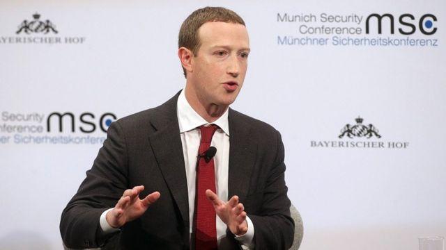 Hundeessaa fi hoogganaan Feesbuukii Mark Zuckerberg wayita haasaa taasisan
