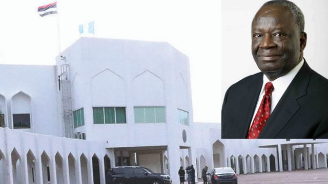 Aso rock robbery: Presidency confam attempt to rob Chief of Staff, Ibrahim Gambari residence