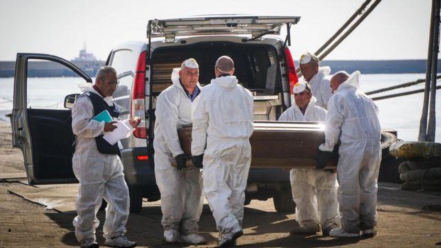 L'Italie veut déterminer comment sont mortes les 26 jeunes femmes nigérianes