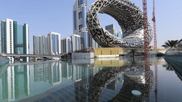 متحدہ عرب امارات کا زیر تعمیر عجائب گھر