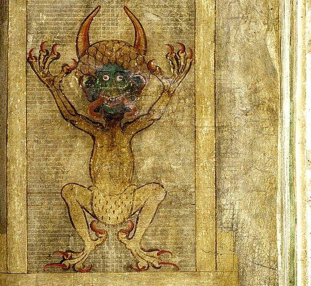 Cómo llegó la Biblia del Diablo al Gabinete de las Maravillas del excéntrico emperador Rodolfo II - BBC News Mundo