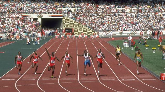 Juegos de Seúl en 1988.