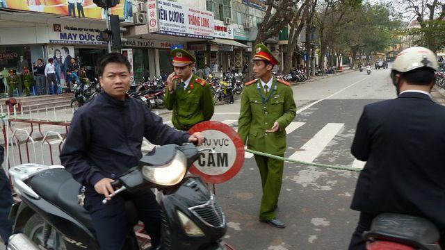 Vietnam, court
