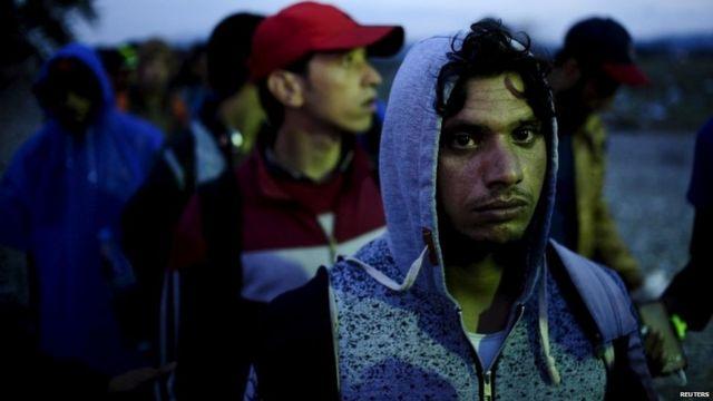 大量の移民流入はEU加盟国間の意見対立を浮き彫りにした