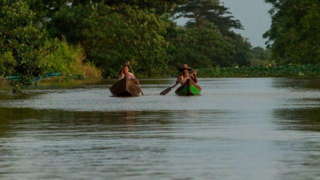 မြန်မာမြစ်