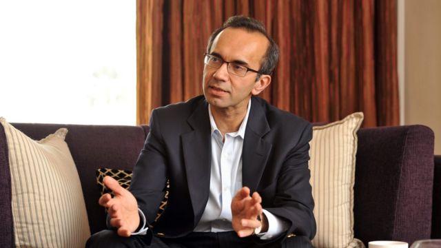 Profesdor Tarun Khanna