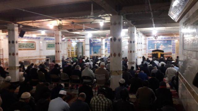 डोनल्ड ट्रंप की जीत के बाद मुस्लिम समुदाय की रैली