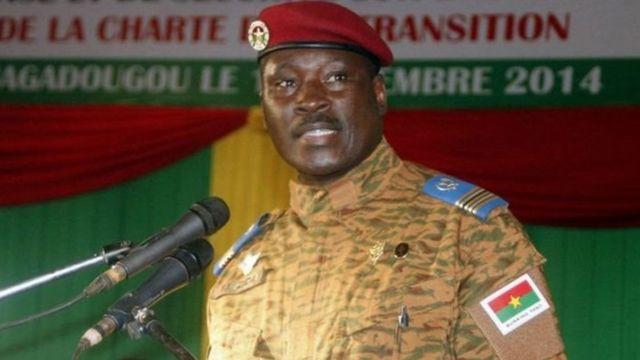 Isaac Zida n'a pas regagné le Burkina Faso à la fin de sa permission, le 19 février dernier.