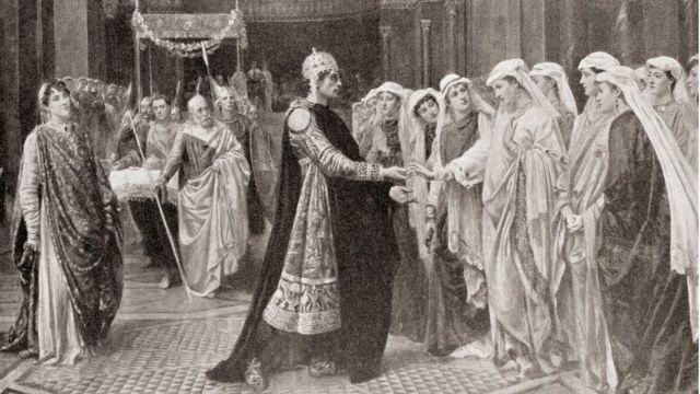 نویں صدی کے شہنشاہ تھیوفیلس