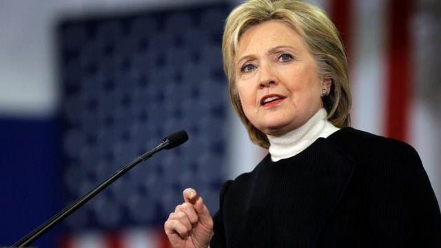 FBI ta ce ba a samu Hillary da laifin komai ba