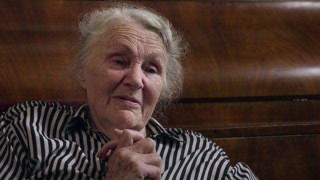 Olga Kvade describes watching Shostakovich's Symphony No.7