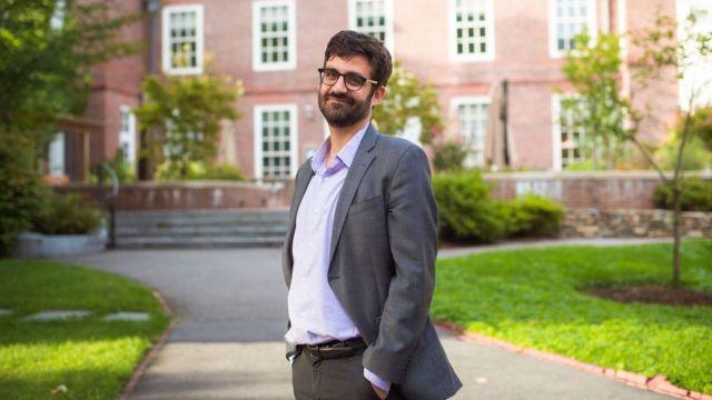Bruno Carvalho, professor de Harvard