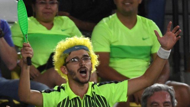 Espectador en Río
