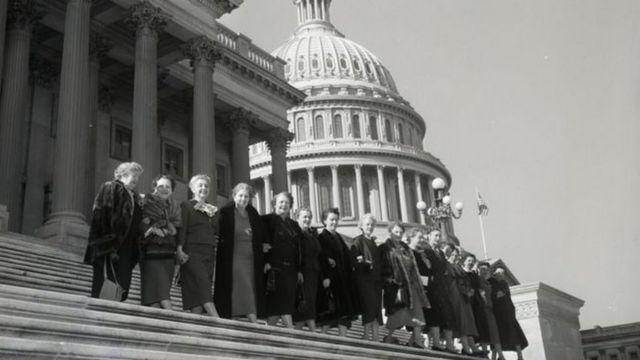 Những phụ nữ trong Quốc hội thứ 84th, trong năm 1955