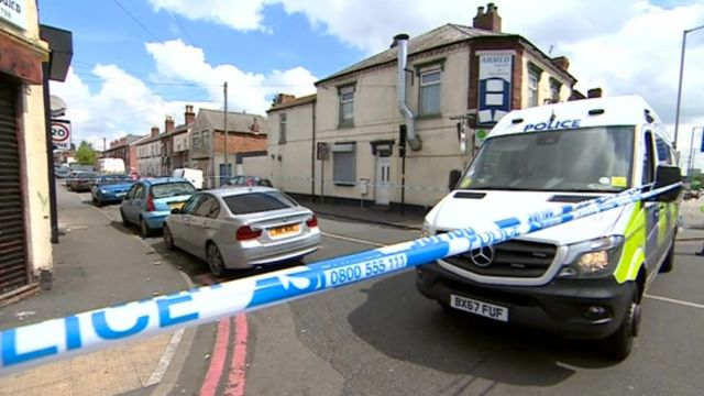 Walsall barber shop shooting: Second person arrested