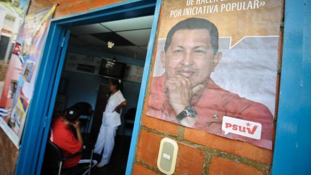 Unidad de salud en Venezuela