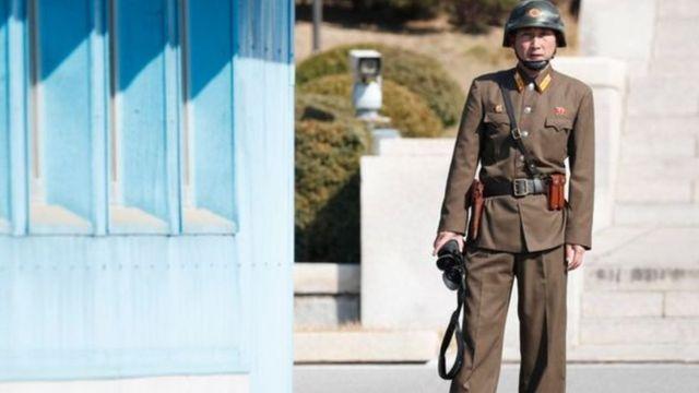 မြောက်ကိုရီးယား စစ်သား