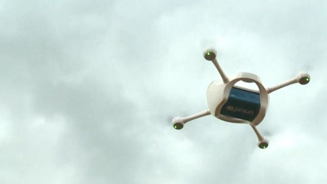 Can drones help Malawi test for HIV?