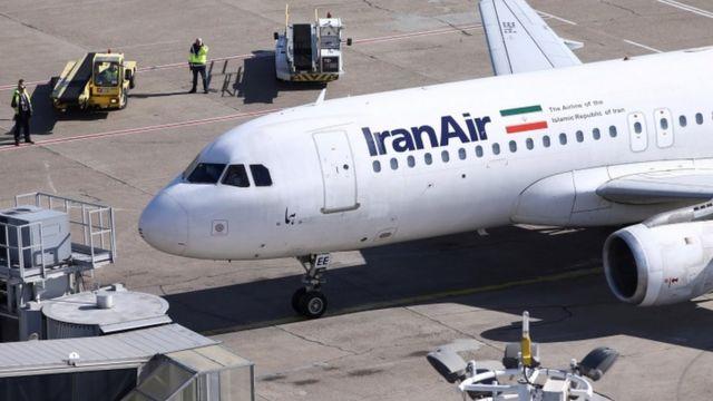 ایران از مشکل سوخترسانی به هواپیماهای این کشور خبر داد - BBC News فارسی