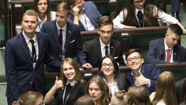 Nghị viện thiếu niên Ba Lan
