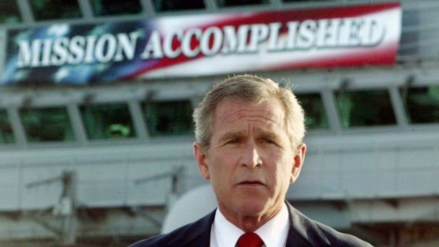 美國前總統小布什