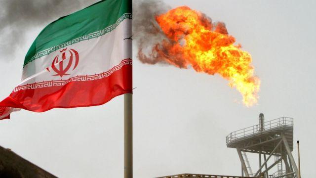 ธงอิหร่าน